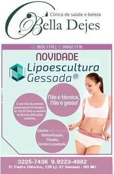 Bella Dejes: Imbatível no tratamento de gordura localizada, cel... Bella, Facial, Beauty Quotes, Cellulite, Massage, Studying, Hair, Plants, Weights