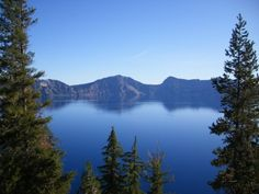 Crater Lake, National Park - Oregon, Breath-taking!
