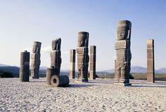Los Gigantes de Tula
