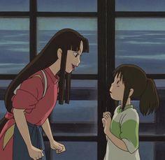 Film Animation Japonais, Animation Film, Spirited Away Wallpaper, Film D'animation, Ghibli Movies, Hayao Miyazaki, Anime Films, Cute Icons, Picture Wall