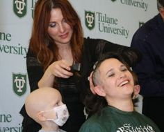 Saint Baldrick's Foundation - Donate through my page, please: http://www.stbaldricks.org/participants/crismb Let's defeat cancer and help those kids and their families. Just $1 will get us even farther!