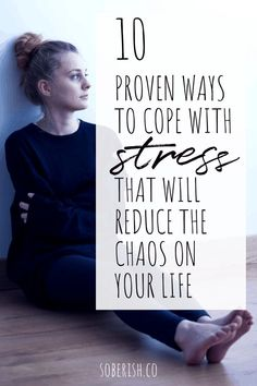 If your life feels out of control, you need healthy ways to cope with stress that will help you manage stress in the long term. Here are 10 proven ways to reduce and eliminate stress in your life. 11 Signs and Symptoms of Too Much Stress Coping With Stress, Dealing With Stress, Chronic Stress, Stress And Anxiety, Work Stress, Anxiety Tips, Reduce Stress, How To Relieve Stress, Reducing Cortisol Levels