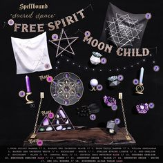 Spellbound - Sacred Space