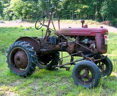 farm tractor | Antique Farm Tractor | Love's Photo Album