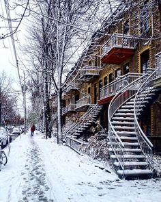 Montreal - Québec