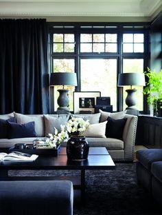 Slettvoll Leopold sofa