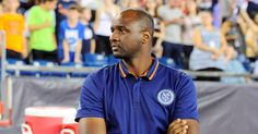 The Continuing Education of Patrick Vieira