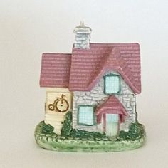 LENOX PRINCETON GALLERY-ENGLISH COUNTRY COTTAGE-THE PENNY-FARTHING SHOP