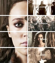 Lexa || Alycia Debnam Carey || The 100