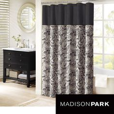 wine colored shower curtain. Madison Park Aubrey Shower Curtain  Overstock com Shopping Great Deals on Add an elegant addition to your bathroom with the