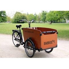 I'd ♡ to have one: bakfiets!