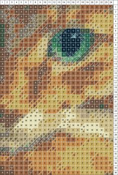 upload your own photo and this site will convert it into a pattern for a patchwork quilt