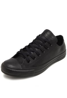 Sapato em Couro Preto | Sapato Feminino Luigi Bertolli Usado
