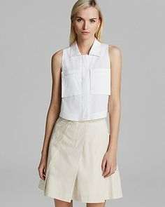 Theory Shirt - Gemia Luxe | Bloomingdale's