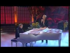 Claudia Jung & Richard Clayderman - Je t'aime mon amour 2007.flv
