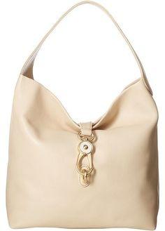 Dooney & Bourke Florentine Classic Logo Lock Shoulder Bag Shoulder Handbags