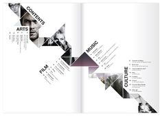 table of contents love
