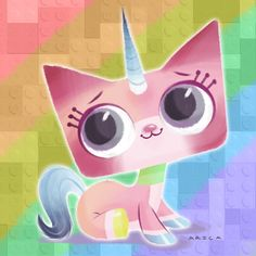 Unikitty By Arica Tuesday