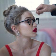 Gigi for Vogue Eyewear