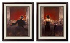 Brent Lynch Cigar Bar prints