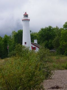 Sturgeon Point Lighthouse (Harrisville, Michigan)