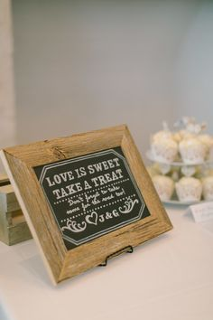 #signs, #love  Photography: Ruth Eileen Photography - rutheileenphotography.com  Read More: http://www.stylemepretty.com/2013/10/16/newport-wedding-from-ruth-eileen-photography/