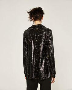 67db620e 11 Best Blazer paillettes images | Sequin blazer, Sequins, Dressing up