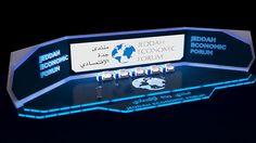 Jeddah Economic Forum 2014 Concept on Behance