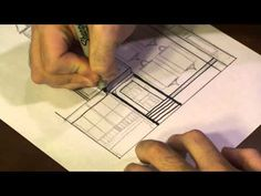 How to Draw a Victorian House - YouTube