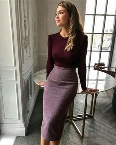 Spring Work Outfits, Casual Work Outfits, Business Casual Outfits, Mode Outfits, Classy Outfits, Chic Outfits, Fashion Outfits, Outfit Work, Casual Dresses