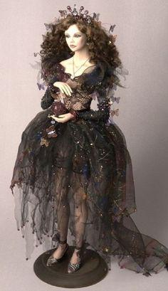 Russian+designer+art+dolls | Russian+designer+art+dolls | Beautiful dolls by Russian artist and ...