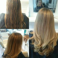 We specialize in #hair care and coloring! Book an appointment with us today.  #SparkleBeautyParlor #SBP #NYC #HairGoals #Hair #HairTransformation #HairSalon #Manhattan #EastHarlem #HairCut #HairStyle #NYCLife #Balayage #HairColor #instahair #instagood #blonde #gorgeous #hair
