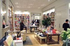 Toby's Estate's new Flat Iron cafe, with Strand Books at Club Monaco | FRSHGRND – Coffee Reviews, Travel, Photography