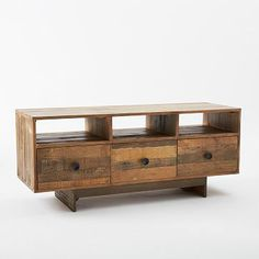 Emmerson Media Console #westelm