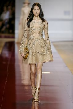 Couture Fall 2016 Zuhair Murad