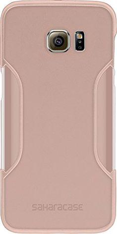 "Galaxy S7 Edge Case, Rose Gold SaharaCase® Samsung Protective Kit [Bonus Tempered Glass Screen Protector] Premium Rugged Shock-Absorption TPU Bumper & Hard Plastic Frame ""Slim Design"" (Rose Gold) Sahara Case http://www.amazon.com/dp/B01CF6HDQU/ref=cm_sw_r_pi_dp_Vjy4wb1CQ53RN"