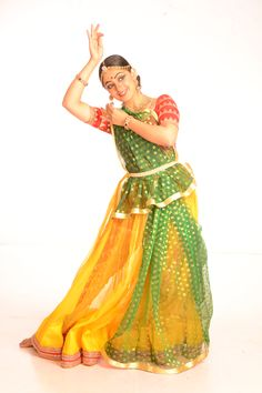 Kathak is one of the eight forms of Indian classical dance.  This dance form traces its origins to the nomadic bards of ancient northern India, known as Kathakars or storytellers.