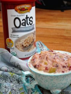 The Oatmeal Artist: Apple Beet Oatmeal Toasted Oats, Healthy Oatmeal Recipes, Shredded Coconut, Beets, Lentils, I Foods, Nom Nom, Roast, Oven