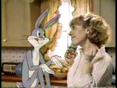 Bugs Bunny sugar free vitamins commercial from 1984.