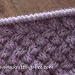 Knitting Patterns Stitches Diagonal Basketweave Cable Stitch pattern www. Cable Knitting Patterns, Knitting Stiches, Loom Knitting, Knit Patterns, Free Knitting, Knit Stitches, Basket Weaving, Knitting Projects, Knit Crochet