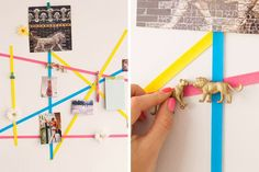 12 DIY noticeboards to stop the paper clutter   Mum's Grapevine