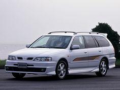 "Autech Nissan Primera Wagon ""Aero Sports"" (P11) 1997"