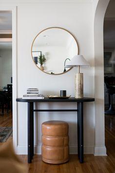 FAVORITE ETSY SHOPS: LIGHTING & HARDWARE Residential Interior Design, Interior Design Studio, Modern Interior, Shower Door Hardware, Console Table Styling, Cabinet Door Handles, Kitchen Cabinetry, Modern Spaces, Shop Lighting