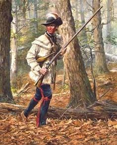 Revolutionary War Minute Man