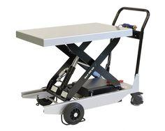 GTARDO.DE:  Hubtischwagen, 500 kg, Ladefläche 600 x 900, Maße 1150 x 650 mm 2 569,00 €