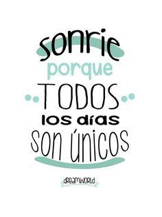 #Frases #sonrisa