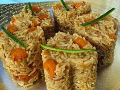 Arroz basmati con verduras Ana Sevilla Gm Olla, Electric Pressure Cooker, Rice Recipes, Fried Rice, Tapas, Pasta, Cooking, Ethnic Recipes, Kitchen