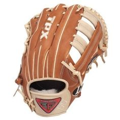 "Louisville Slugger 12.75-Inch TPX Pro Flare Ball Glove (Right Hand Throw) by Louisville Slugger. $199.95. The FL1275CC is a 12.75"" Pro Flare outfield model with a conventional open back and a single post, double bar web. The Pro Flare series is a premium line of fielding gloves from Louisville Slugger. This glove is for a right-handed thrower."