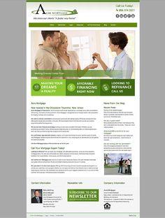 Acre Mortgage Website Design Web Design Projects, Homemaking, Raven, Acre, Finance, Website, Home Economics, Ravens, Household Chores