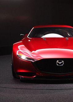 Mazda RX-VISION Concept: